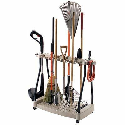 Suncast Rolling Tool Cart