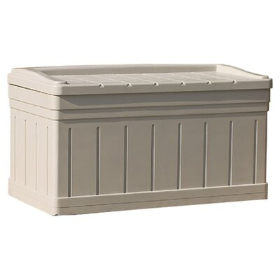 Deluxe 129 Gallon Deck Storage Box by Suncast