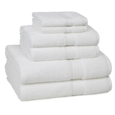 Kassatex Fine Linens Kassadesign Egyptian Cotton 6 Piece Towel Set