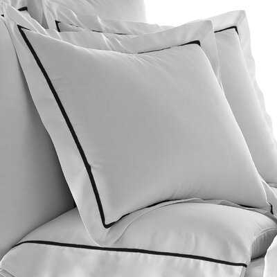 Kassatex Fine Linens Verona Bedding Cotton Pillowcase