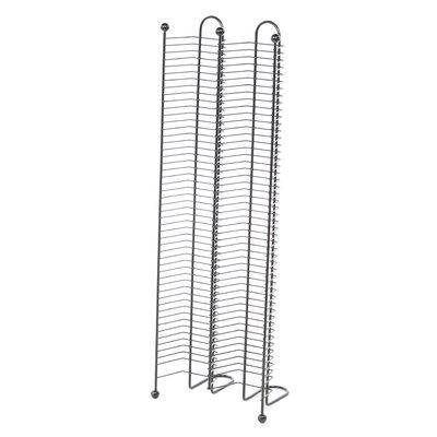 Atlantic 100 CD Multimedia Nestable Wire Rack