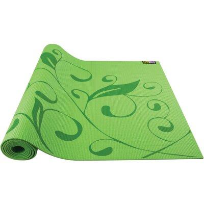 GoFit Printed Yoga Mat by Atlantic