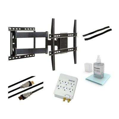 "Articulating Arm/Swivel/Tilt Wall Mount for 37"" - 64"" Flat Panel Screens Product Photo"