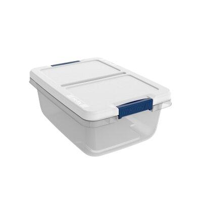 Hefty 15 Qt. Storage Container