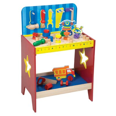 My Work Bench Play Set by ALEX Toys
