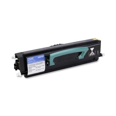 InfoPrint Solutions 75P5709 Toner Cartridge, 2500 Page Yield, Black