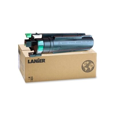 Lanier 491-0317 Copier Toner Cartridge, 5000 Page Yield, Black