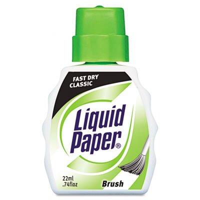 Liquid Paper® Paper Mate Fast Dry Classic Correction Fluid