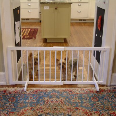 Step Over Pet Gate by Cardinal Gates