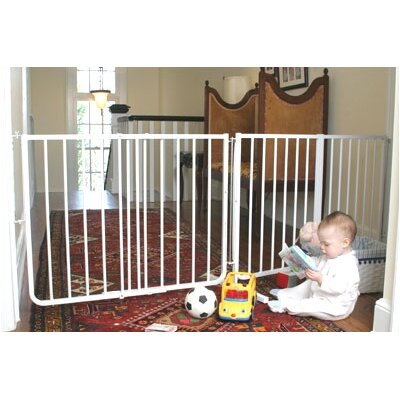 Extendable Gate by Cardinal Gates