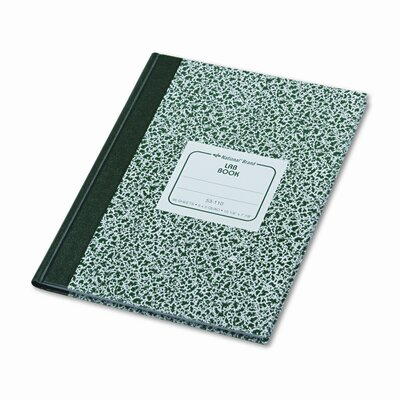 National® Brand Lab Notebook, 96 Sheets