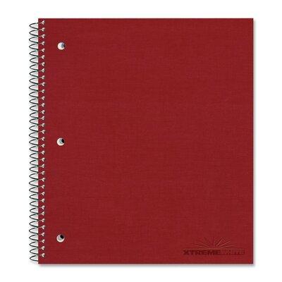 National® Brand Stuffer Wirebound Notebook, College Rule, 8-7/8 x 11, White