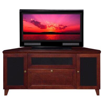 Shaker Corner TV Stand by Furnitech