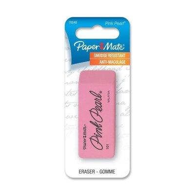 Paper Mate Large Pearl Premium Eraser in Pink