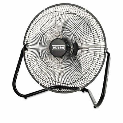 "Patton Patton High-Velocity 18"" Floor Fan"