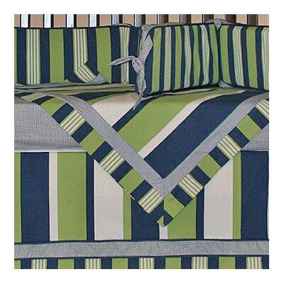Lacrosse Crib Blanket by Hoohobbers