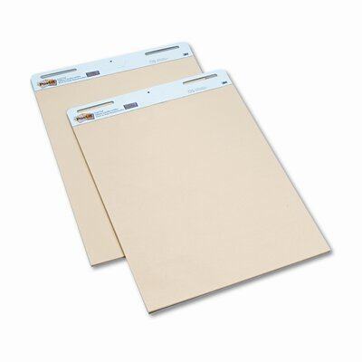 Post-it® Easel Pads Self-Stick Easel Pad, Ruled