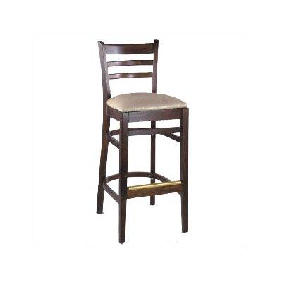 "Alston Diana 30"" Bar Stool with Cushion"