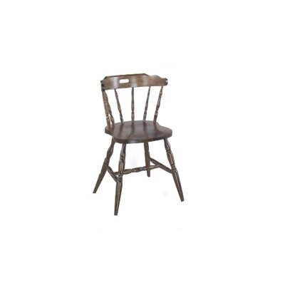 Colonial Wood Chair by Alston