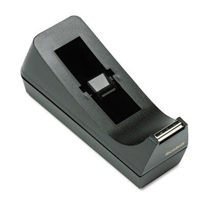 "Scotch-Brite™ Desktop Tape Dispenser, 1"" Core, Weighted Non-Skid Base"