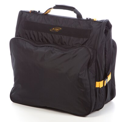 Expandable Deluxe Garment Bag by A.Saks