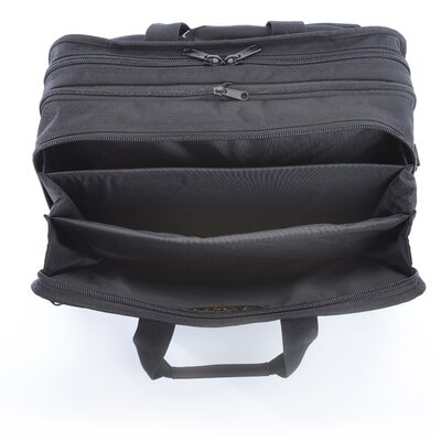 A.Saks Organizer Laptop Briefcase