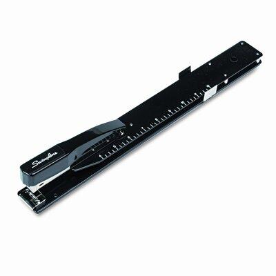 Swingline Heavy-Duty Stapler, 12-Inch Reach, 20-Sheet Capacity
