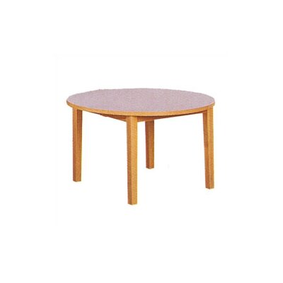 Fleetwood Library Round Classroom Table