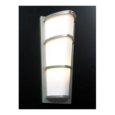 PLC Lighting Alegria 2 Light Wall Lantern