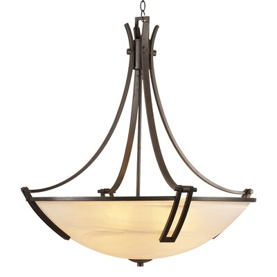 Highland Inverted Pendant by PLC Lighting