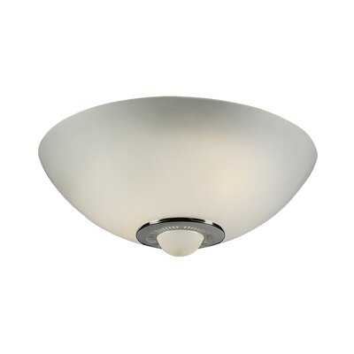 PLC Lighting Andante 2 Light Flush Mount
