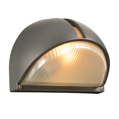 PLC Lighting Claret 1 Light Wall Lantern