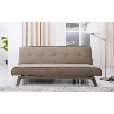 Alexandra Convertible Sleeper Sofa in Olive Green by Abbyson Living