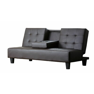 Bedford Upholstered Convertible Sofa by Abbyson Living