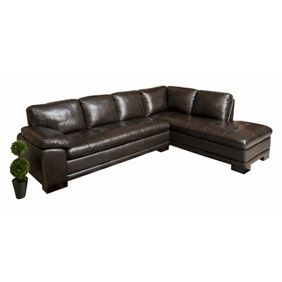 Abbyson Living Devonshire Right Hand Facing Sectional