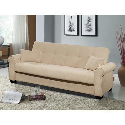 Abbyson Living Brighton Convertible Sofa