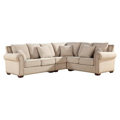 Abbyson Living Mona Right Hand Facing Sectional