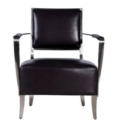 Oscar Leather Chair by Bellini Modern Living