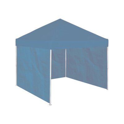 Logo Chairs 9 Ft. W x 9 Ft. D Canopy