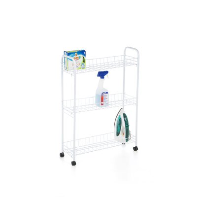 Honey Can Do Three Tier Rolling Household Cart