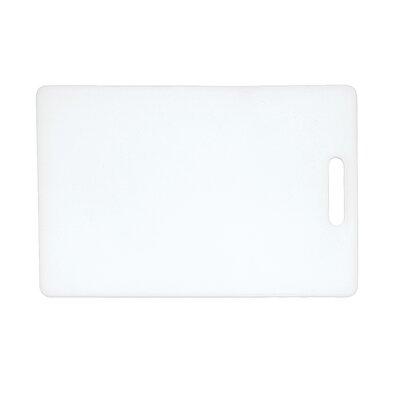 Fox Run Craftsmen Cutting Board in White