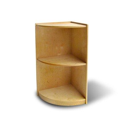 """A+ Child Supply Corner 29.5"""" Bookcase"""