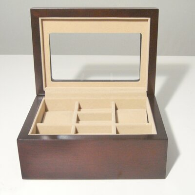 Proman Products Bellissimo Palermo Watch Cufflink Box