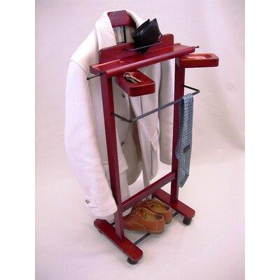 Proman Products Deluxe Wardrobe Valet Stand