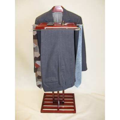 Proman Products Kyoto Wardrobe Valet Stand