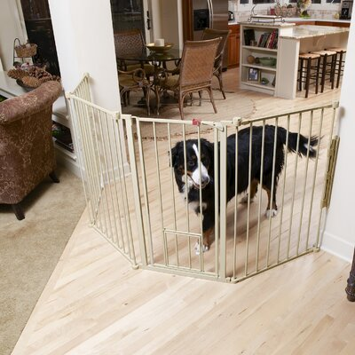 Carlson Pet Products Flexi Pet Gate