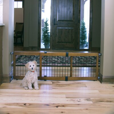 Design Studio Free-standing Pet Gate by Carlson Pet