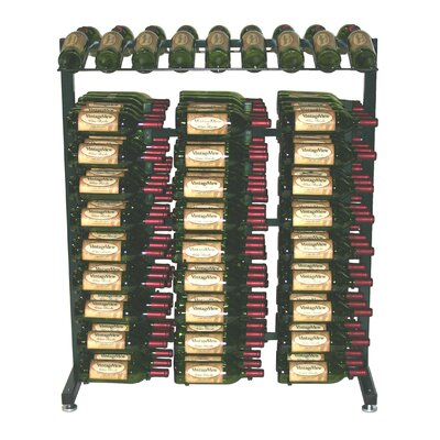 IDR Series 180 Bottle Wine Rack by VintageView