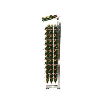 IDR Series 117 Bottle Wine Rack by VintageView
