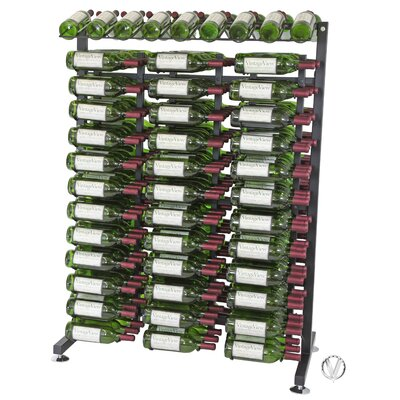 IDR Series 234 Bottle Wine Rack by VintageView